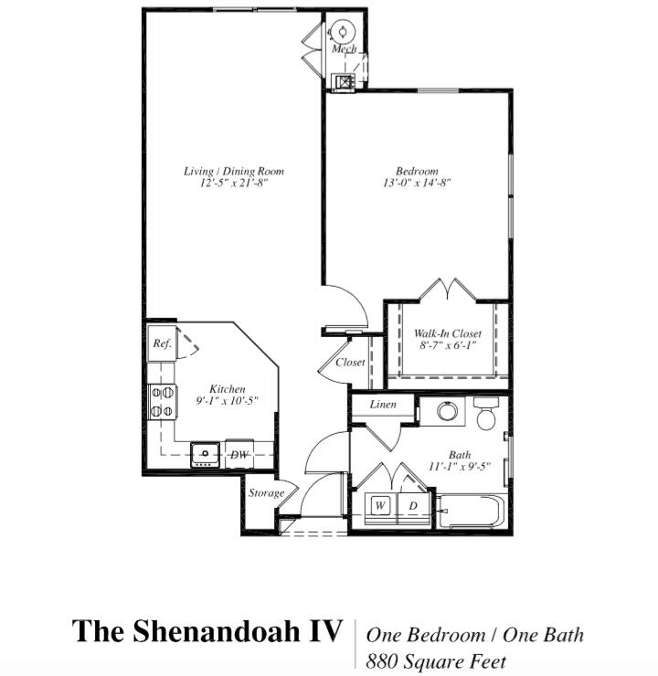 Stafford Apartments: The Gardens Of Stafford Senior Apartment Community